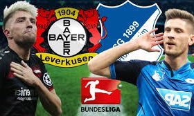 Bayer Leverkusen hosts Hoffenheim in a game from the 10th round of the German Bundesliga