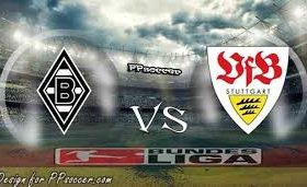 Borussia M'gladbach welcomes Stuttgart in a last game from the 14th round of the German Bundesliga
