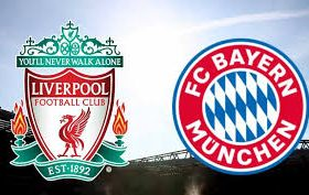Liverpool welcomes Bayern Munich in a first Champions League 1/8-final