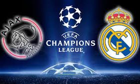 Ajax welcomes the current titleholder Real Madrid in a first 1/8-final from the Champions League