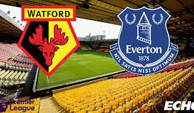 Watford welcomes Everton in a match from the 26th round of the Premier League