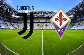 The champion Juventus hosts Fiorentina in a clash from the 33th round of the Italian Serie A