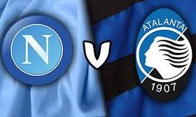 Napoli faces Atalanta in a last game from the 33th round of the Serie A